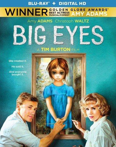 Blu-ray : Big Eyes (Ultraviolet Digital Copy)