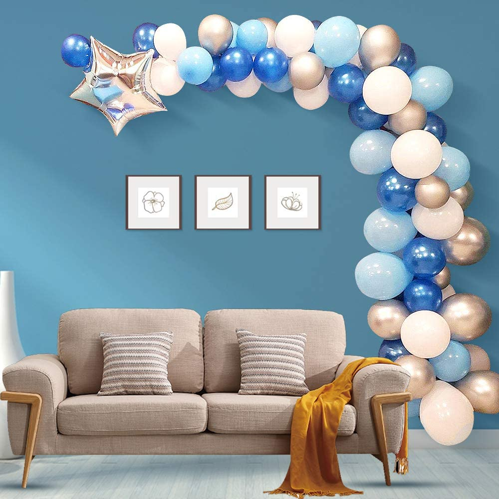 Geburtstags Deko Luftballons - AivaToba