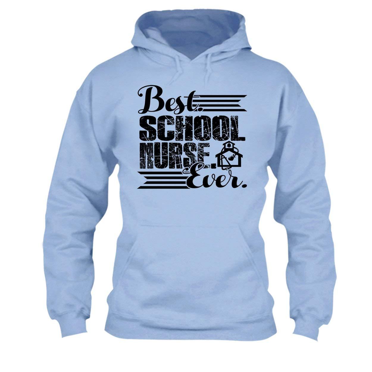 Mens Shirt Womens Shirt Best School Nurse Ever Tee Shirt