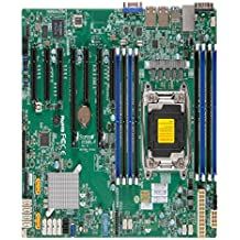 Supermicro Motherboard MBD-X10SRL-F-B Xeon E5-1600/2600v3 LGA2011 C612 256GB DDR4 SATA ATX Brown Box