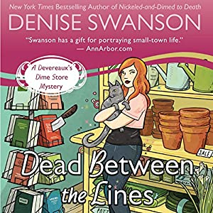 Dead Between the Lines Audiobook