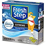 Fresh Step Advanced Extreme Clumping Cat Litter with Odor Control 20