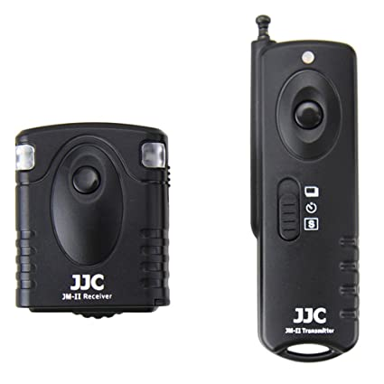 Amazon.com: JJC Wireless Shutter Remote Control Wireless Remote ...