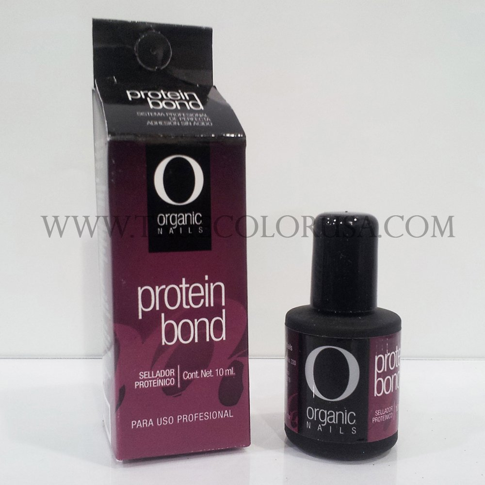 Organic Nails Protein Bond 10 ml by Organic Nails