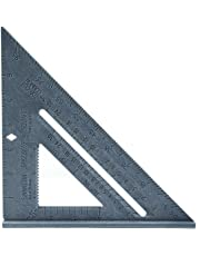 Swanson Tool T0112 Speedlite Square Layout Tool, Gray, Made of High Impact Polystyrene