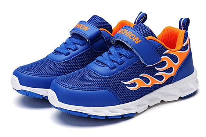 63f9f3b84 Amazon.com | UOVO 2019 Kids Running Shoes for Boys Fashion Breathable Sport  Sneakers Boys School Shoes Spring Big Children Shoes Size 30#-40# | Running