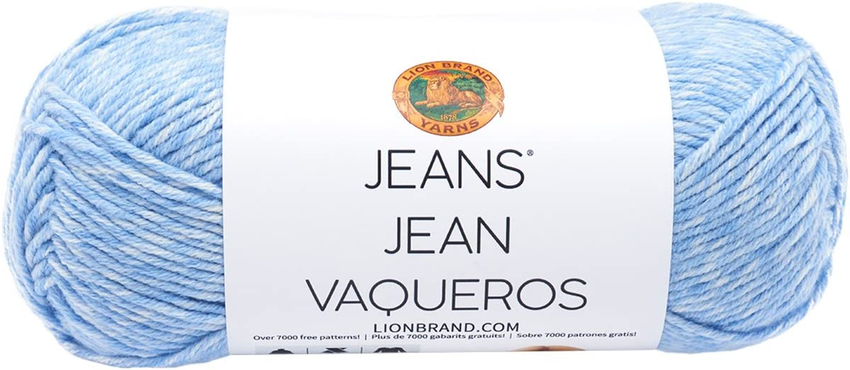 Lion Brand Yarn 505 150/Jeans Vintage /à Fil,