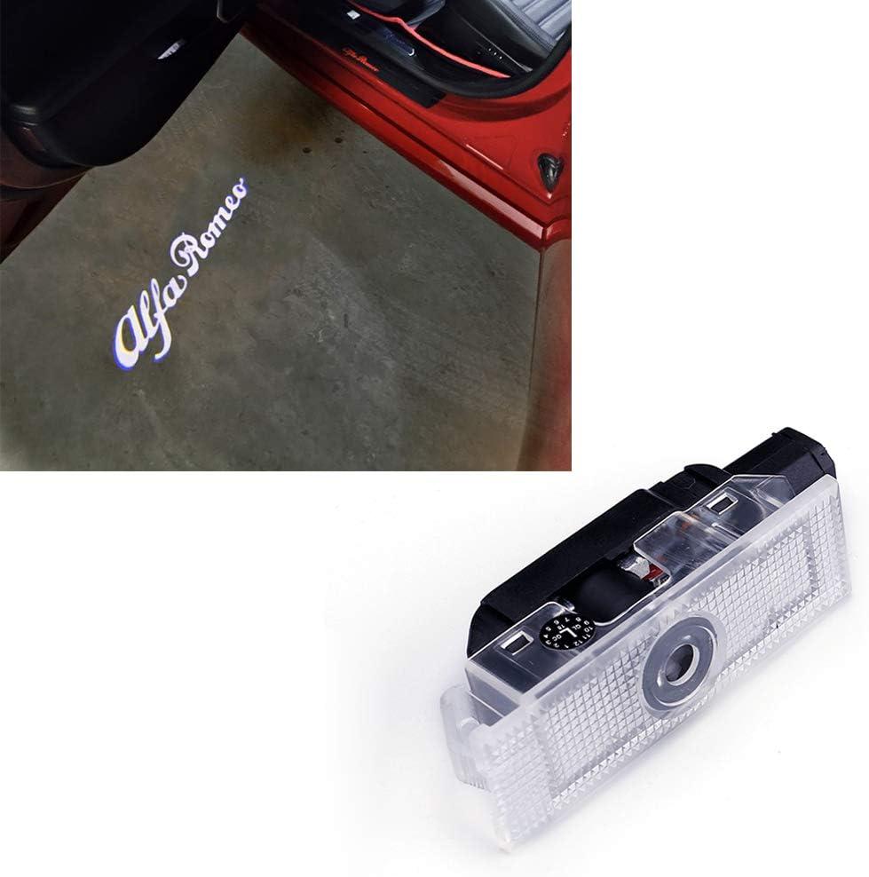 Puerta de coche Iluminación LED Entrada Ghost Shadow Projector ...