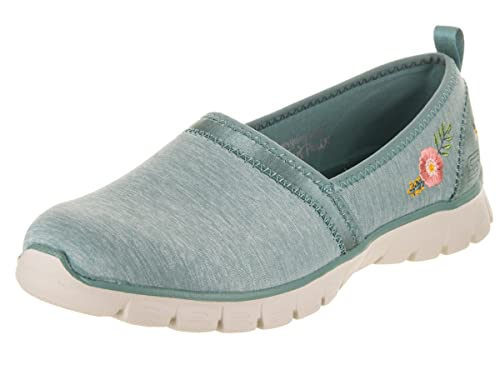Skechers EZ EZ EZ Flex 3.0 Sweet Garden Damenschuhe Slip On Sneakers Sage 9.5 ... 260386
