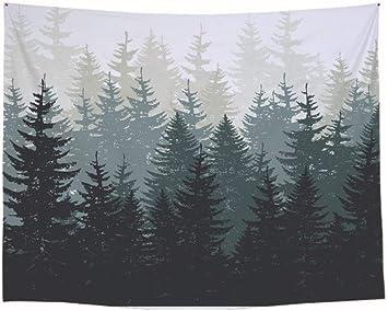 3D Waterproof Tapestry Picnic Mat Indoor//Outdoor Wall DIY Decor Sea View#5