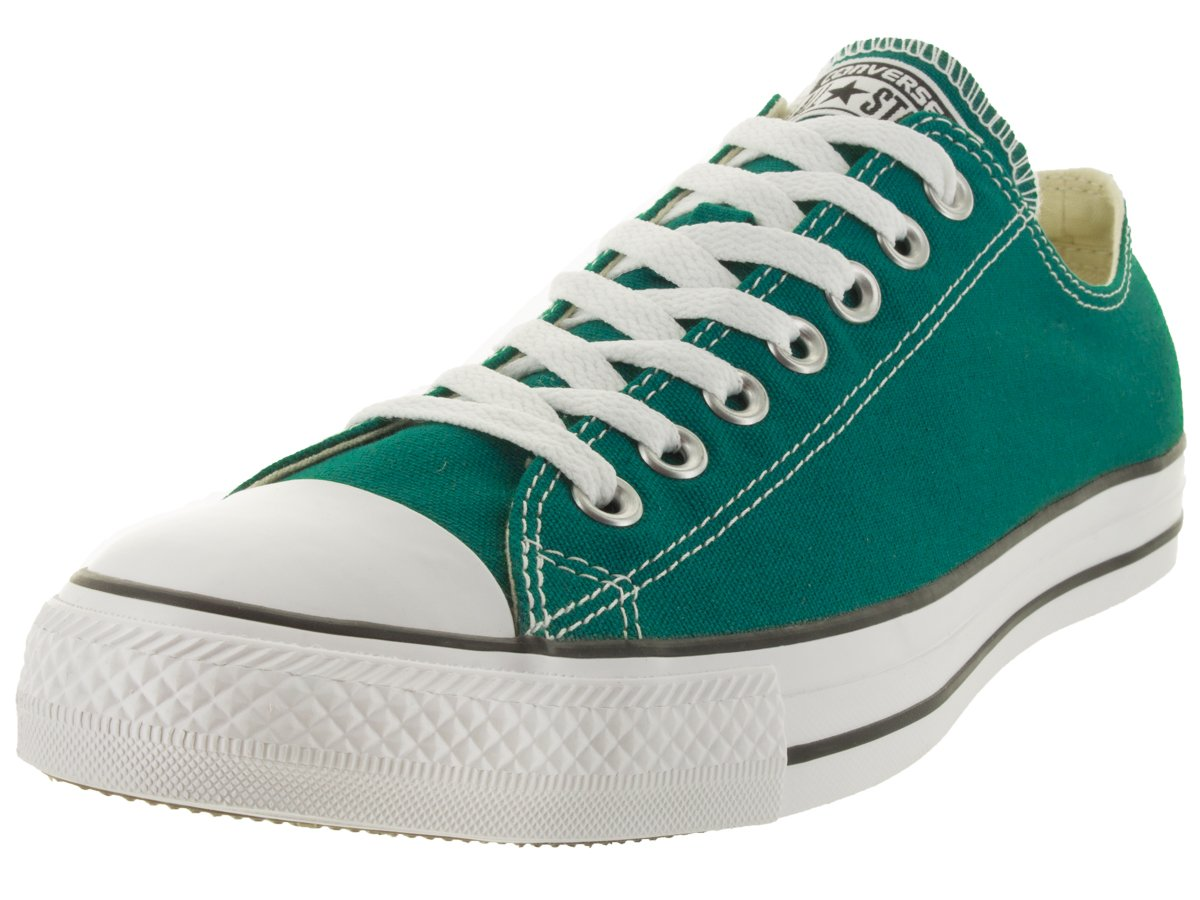 Converse AS Hi Can charcoal 1J793 Unisex-Erwachsene Sneaker  7 B(M) US|Teal/White/Black
