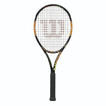 Wilson Burn 100S Tennis Racquet, 4 1/8-Inch,Wilson Tennis Rackets