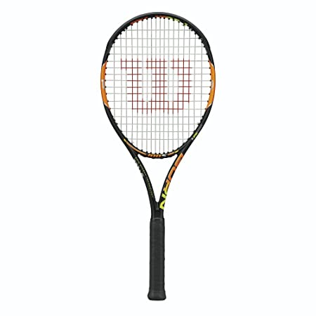 Wilson Burn 100S Tennis Racquet – Unstrung