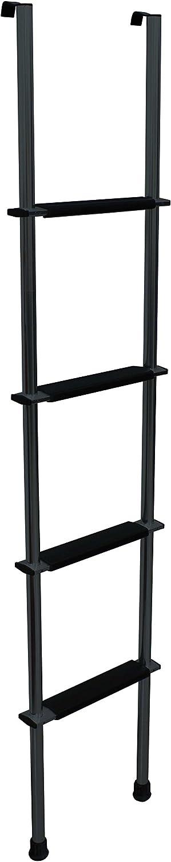 "Quick Products QP-LA-460B RV Bunk Ladder, 60"" - Black"