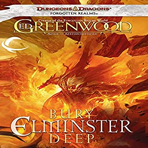 Bury Elminster Deep Audiobook