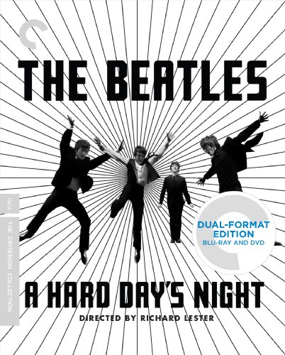 Blu-ray : A Hard Day's Night (Criterion Collection) (Blu-ray)