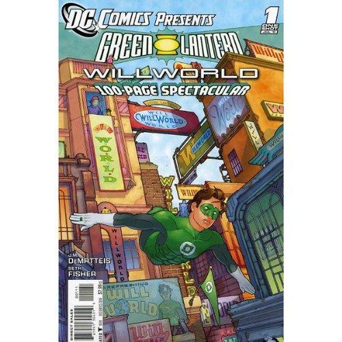 DC Comics Presents Green Lantern Will World #1