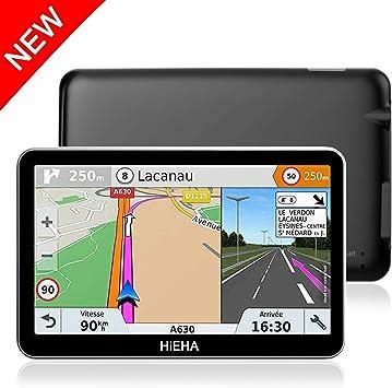 GPS para Coches, HIEHA 5
