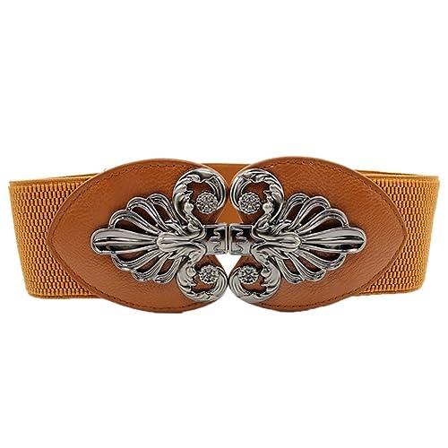 iShine cinturones de flores cinturones para vestido de fiesta para las mujeres