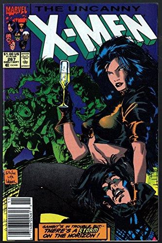 Uncanny X-Men (1963) #267 VF+ (8.5) 2nd app Gambit Jim Lee art