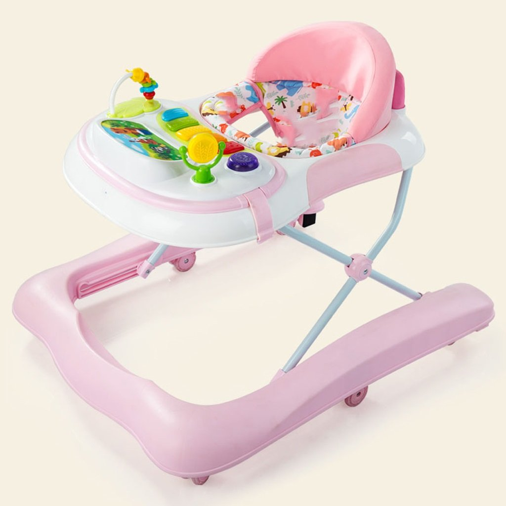 QQB &Carro Plegable Bebé Andador Puede Tocar El Piano ...