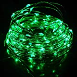 Best String Light For Decorations - HAHOME Waterproof Led String Lights,33Ft 100 LEDs Indoor Review
