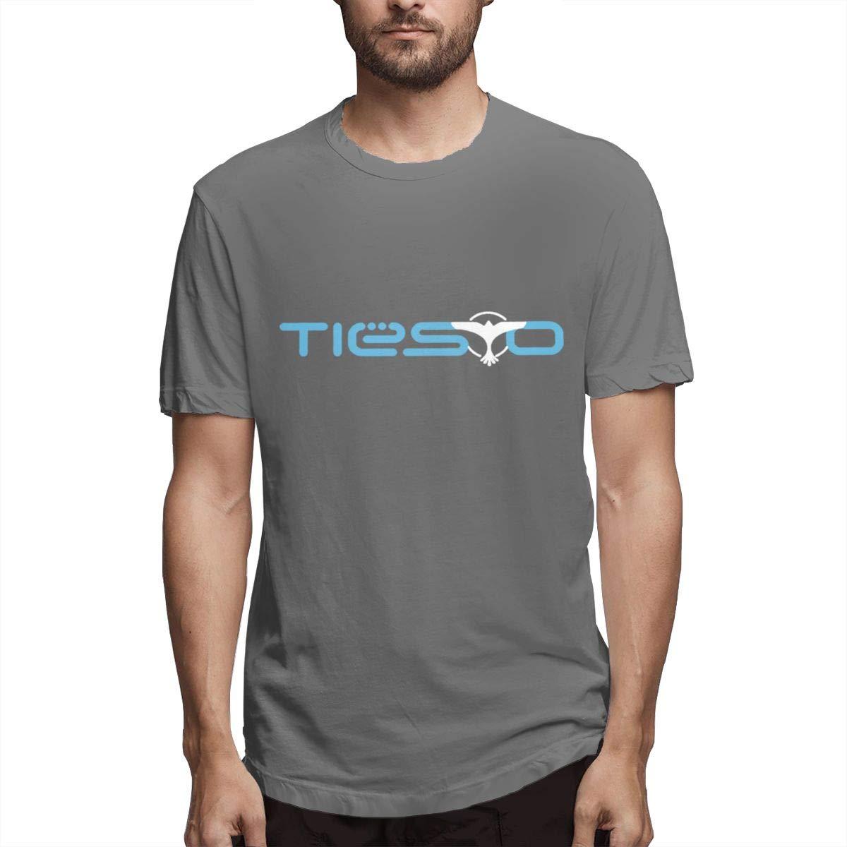 Seuriamin Tiesto S Funny Gym Short Sleeve T Shirt