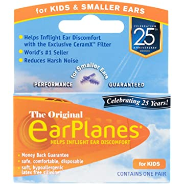 top selling EarPlanes Silicone Plugs