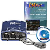 Enttec DMXIS 70570 USB MAC OS & PC Controller & Software 512 Channels