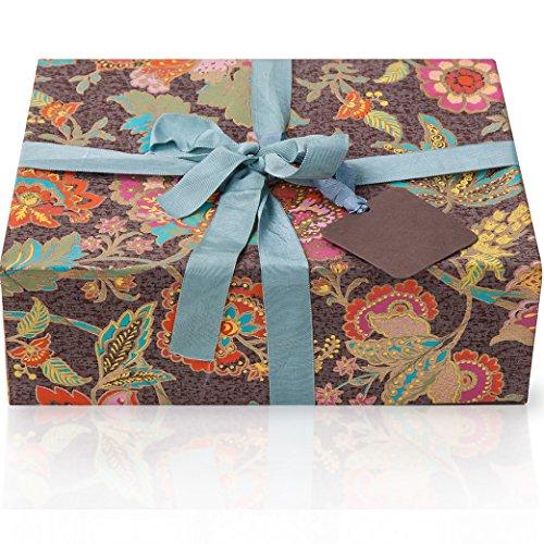 Jensan 6-piece Natural Organic Bath and Body Aromatherapy Spa Gift Set (Lavender)