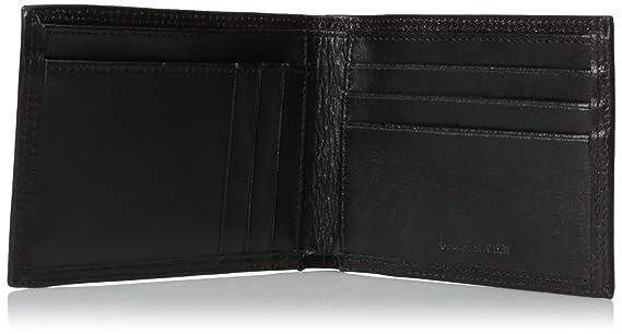 Perry Ellis Mens Perry Ellis Portfolio RFID Blocking Passcase Wallet, Black, One Size at Amazon Mens Clothing store: