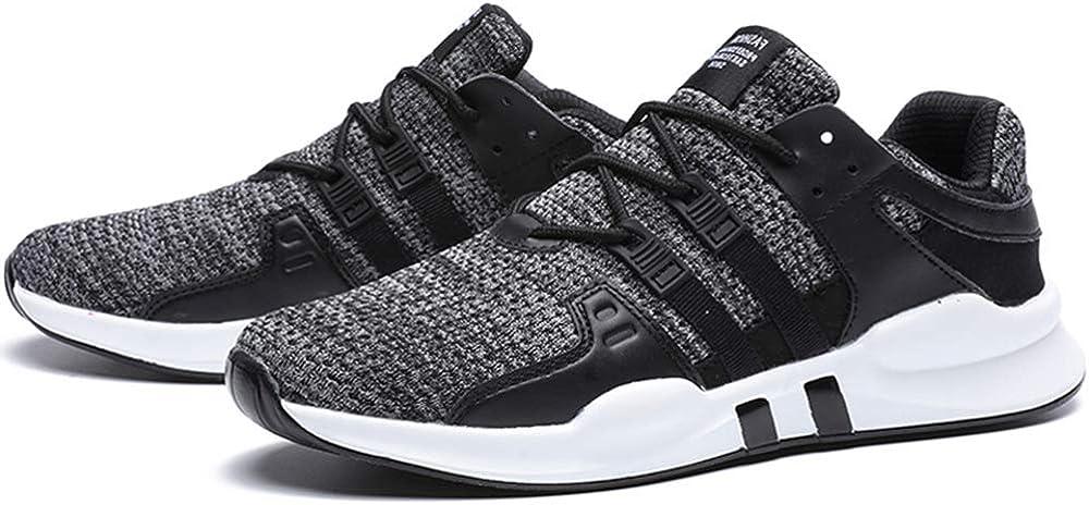 Zapatillas de Deporte Hombres Zapatos para Correr Gimnasio Running para Sneakers Deportivas Padel Transpirables Casual Monta/ña