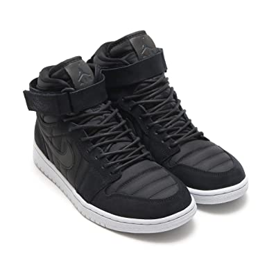 online store b3153 63a0e Image Unavailable. Image not available for. Color  Nike Jordan Men s Air  Jordan 1 High Strap Basketball Shoe ...