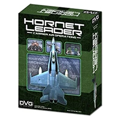 Dan Verssen Games Hornet Leader - Carrier Air Operations: Toys & Games