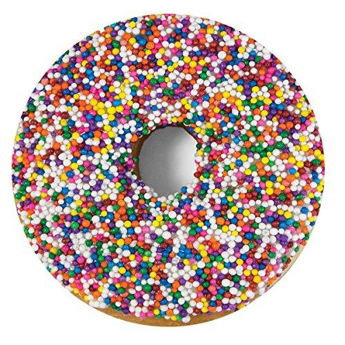 - Calhoun Realistic Food Novelty Throw Blanket (Donut)