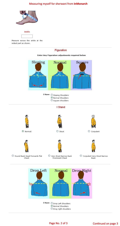 INMONARCH Mens Cream Brocade 2 Pc Sherwani Partywear SH417S54 54 Short Cream by INMONARCH (Image #3)