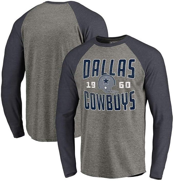 CZ-SQG Camiseta de Rugby Dallas Cowboys Formación Competencia ...