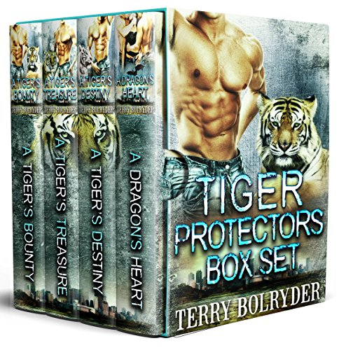 Tiger Protectors Boxed Set (Tigers World Series)