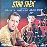 : Star Trek, Vol. 1: The Cage/Where No Man Has Gone Before [Vinyl]