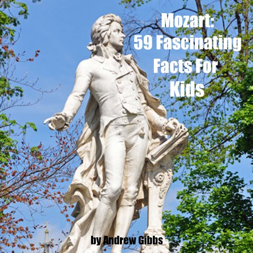Mozart: 59 Fascinating Facts For Kids About Wolfgang Amadeus Mozart