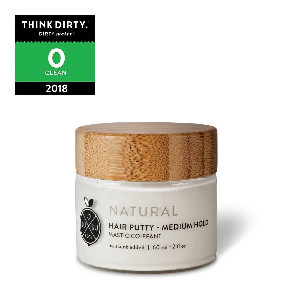 JUSU Body Natural Hair Putty - 100% Natural JUSU Body Inc.