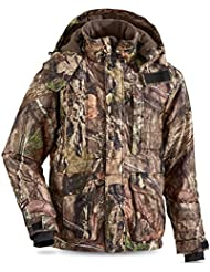 Guide Gear Mens Guide Dry Hunt Parka, Waterproof, Insulated