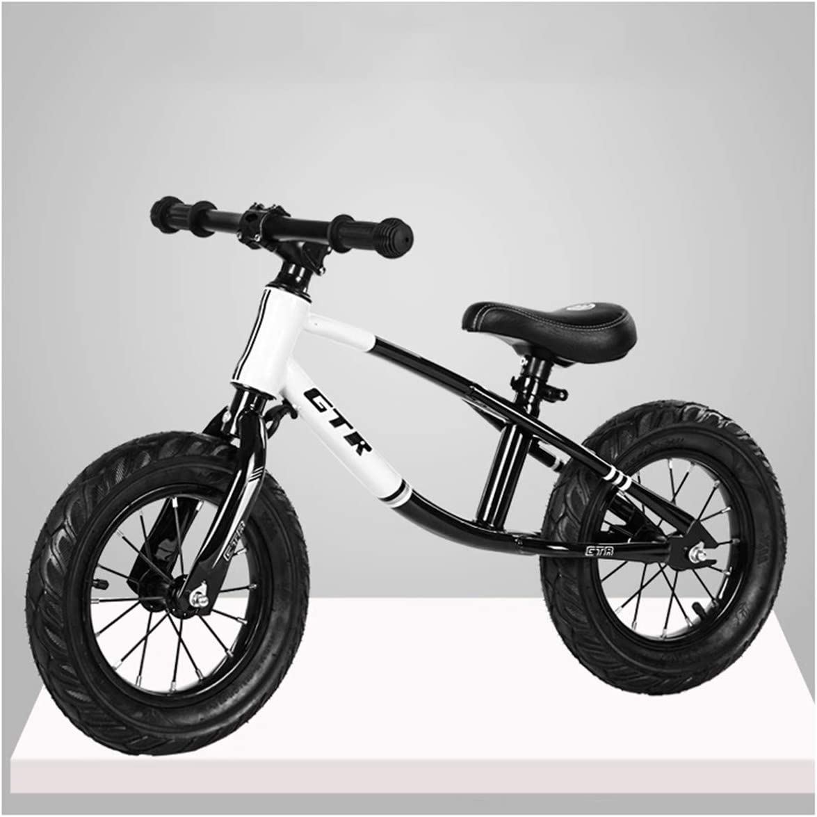 GJNWRQCY Bicicleta de Equilibrio para niños Bicicleta de ...