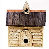Rustic Barn Bird House