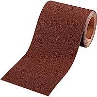 kwb Schuurpapierrol – voor metaal en hout, K-40, 93 mm x 5 m, korund