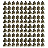 112074A1 New 100 Pack Case IH Grain Head Sickle Section Black 11 Gauge Big Tooth