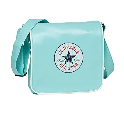 11a31db9a0eec6 Converse Tasche Vintage CT Patch PU Fortune Bag light turquoise ...