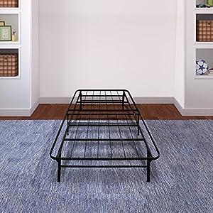 Best Price Mattress 14 Inch Premium Steel Bed Frame/Platform Bed – Twin