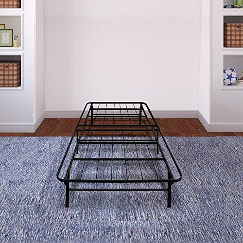 Best Price Mattress 14in Premium Steel Bed Frame/Platform Be