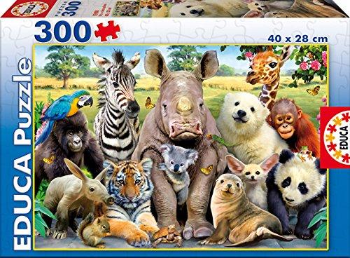 Puzzles-Educa-Foto-de-clase-puzzle-de-300-piezas-Educa-Borrs-15908